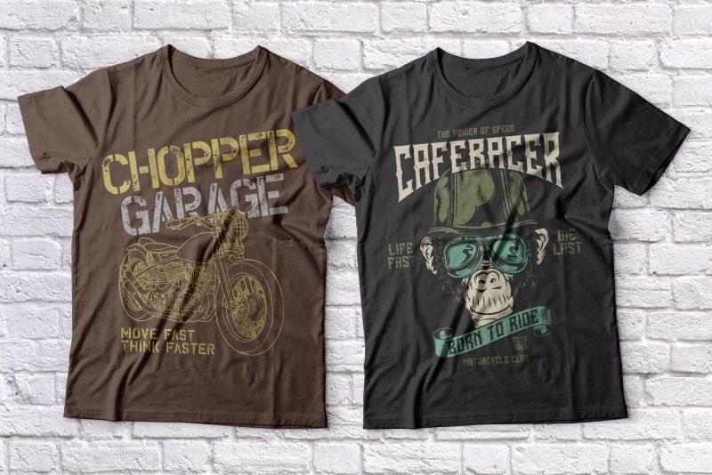 t-shirt designs bundle