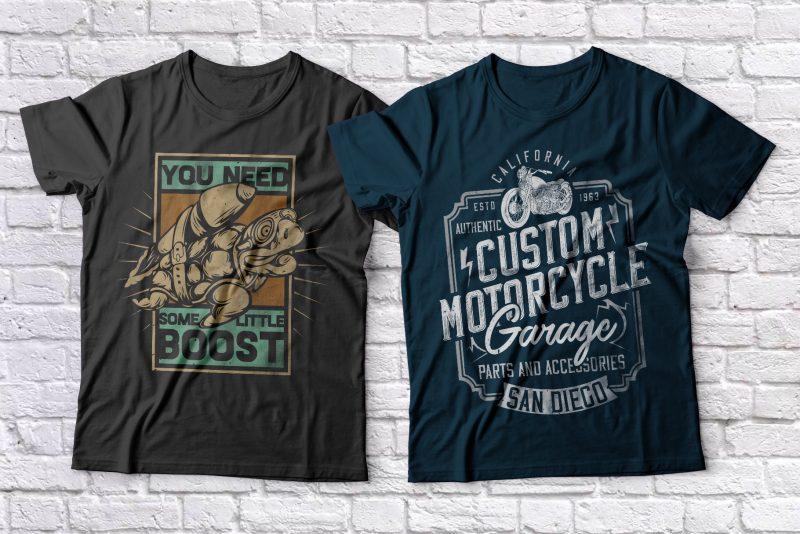 t-shirt designs combo
