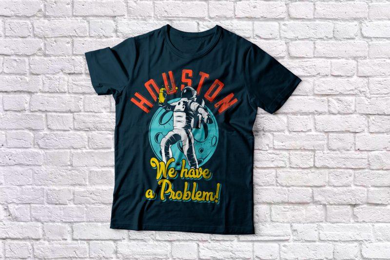 T-shirts Bundle 4. Vector T-Shirt Designs