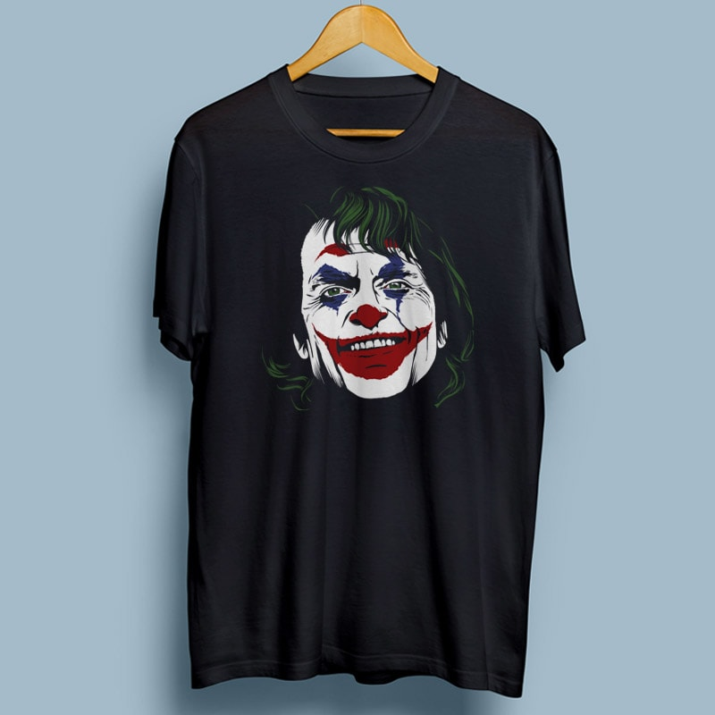 The Joker commercial use t shirt designs