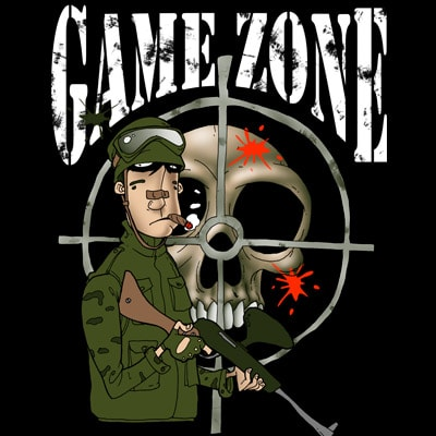 GAME ZONE t shirt design to buy