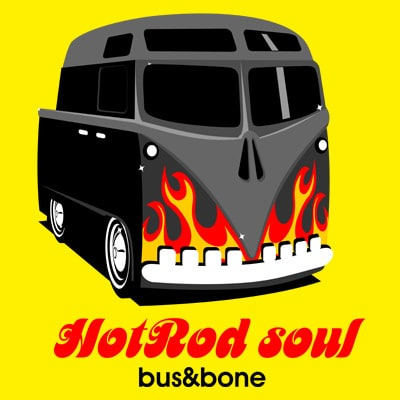HOTROD SOUL design for t shirt
