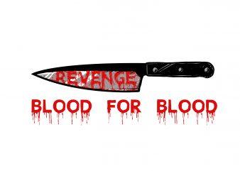 revenge t shirt design to buy