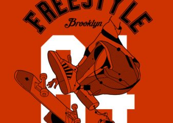 FREESTYLE tshirt design for sale