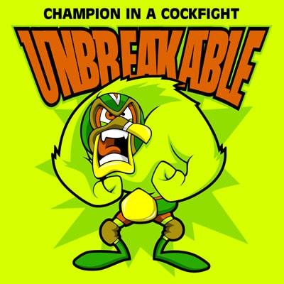 UNBREAKABLE design for t shirt