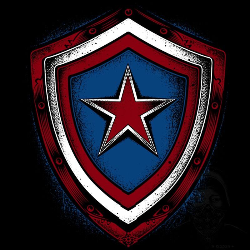 American Star Shield tshirt-factory.com