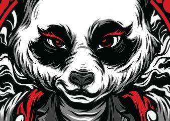 Killer Eyes T-Shirt Design
