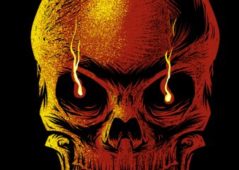 METAL SKULL t shirt designs for sale