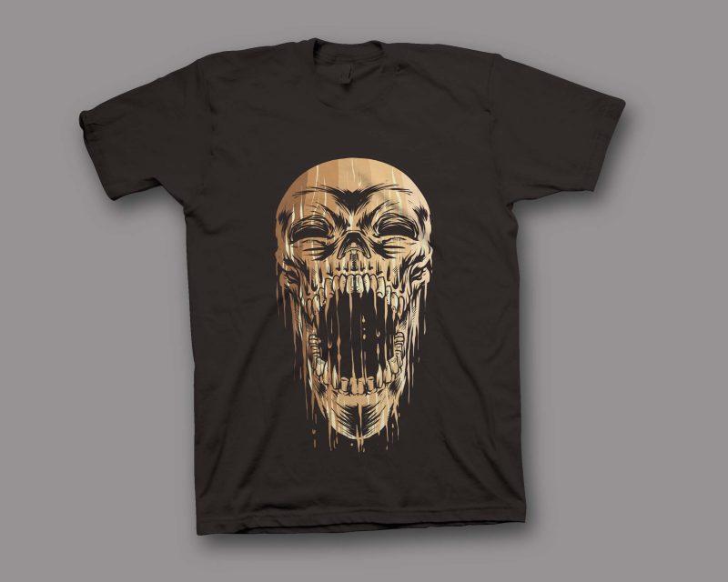 RaawwwR vector shirt designs