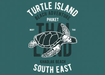 Turtle Island t shirt designs for sale