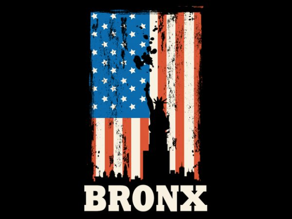 bronx Vector t-shirt