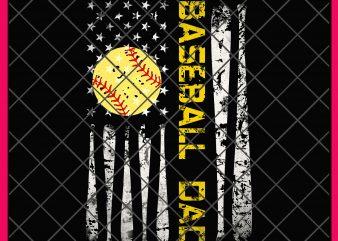 America Flag Bat Softball – Baseball Dad 4th of july T shirt design PNG