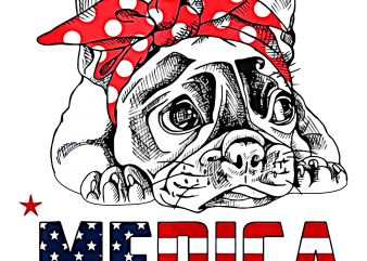 French Bulldog American Flag Shirt Frenchie 4th of July Gift Tank Top print ready t shirt design