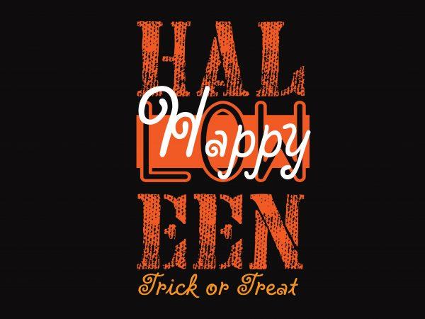 Happy Halloween graphic t shirt
