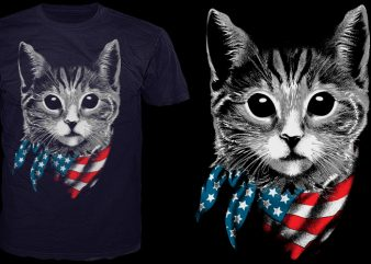 4th july Cat present