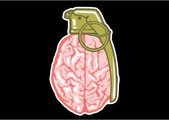 Brain Boombers t shirt design to buy