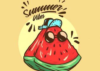 watermelon tshirt design