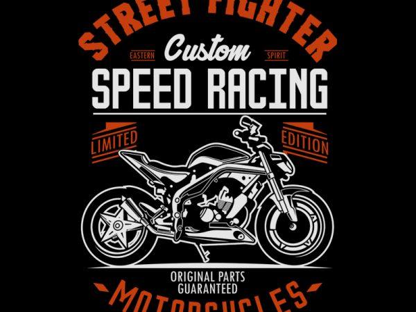 Street Fighter Vector Shirt Design Buy T Shirt Designs