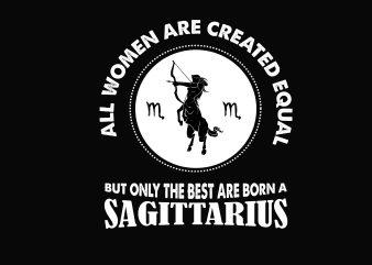 Sagitarius Women buy t shirt design artwork