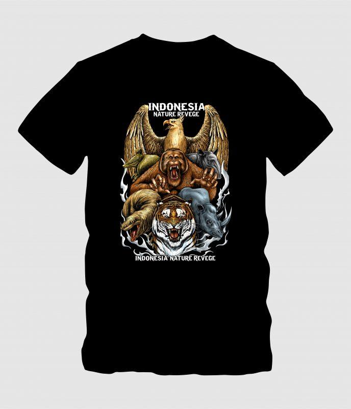 The Animal buy t shirt design
