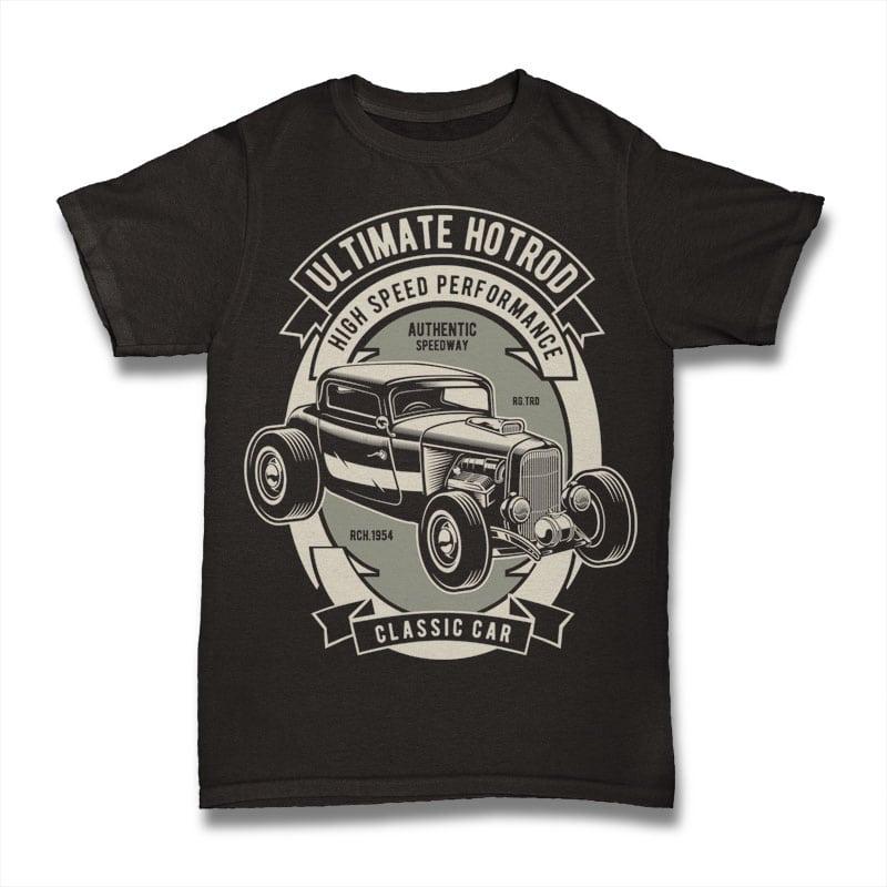 Ultimate Hotrod tshirt-factory.com