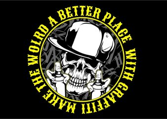 Make The World a Better Place t shirt designs for sale