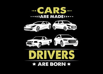 Chevy Drivers buy t shirt design for commercial use