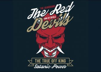 the reds devil t shirt designs for sale