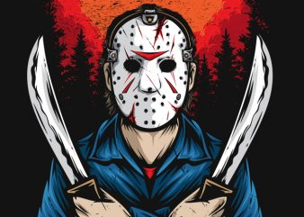 Jason t shirt design to buy
