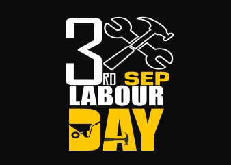 3rd Labour Day