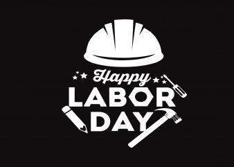 Happy Labor Day graphic t shirt