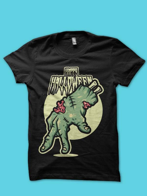 no man's hand tshrit design vector shirt designs