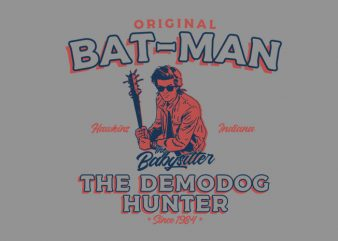 original Bat-Man t shirt design online