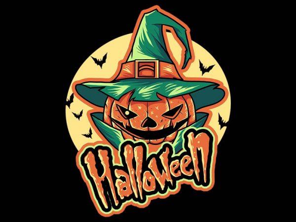 witch tshirt design