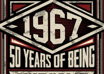 Made In 1976 graphic t-shirt design