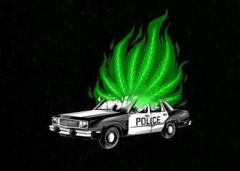 green revolt Graphic t-shirt design
