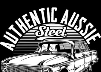 authentic aussie steel