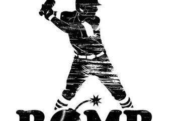 Bomb Squad t-shirt template