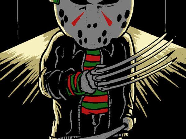 Jason Krueger tshirt design for sale