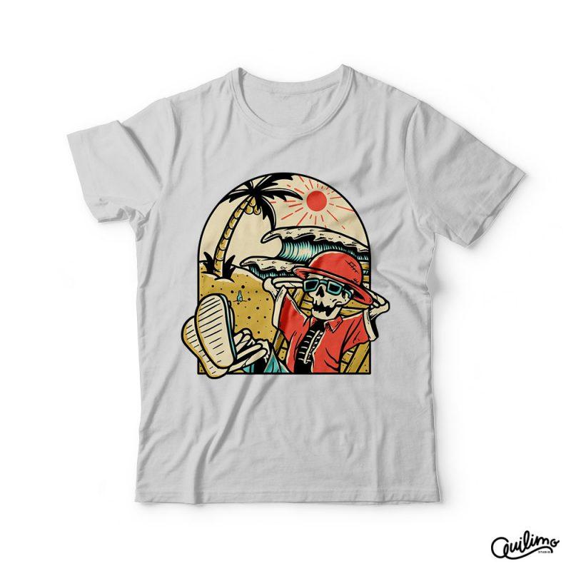 Have a Break t shirt designs for printful