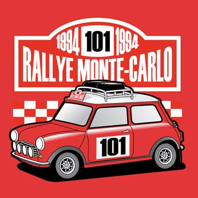 RALLY buy t shirt design artwork