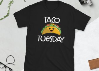 Taco png – Taco tuesday buy t shirt design for commercial use