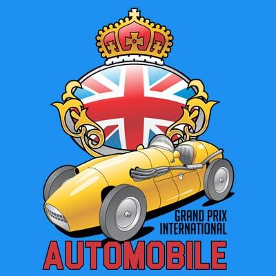 AUTOMOBILE vector t shirt design for download