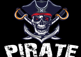 Pirate png – This is my pirate costume t shirt design for download