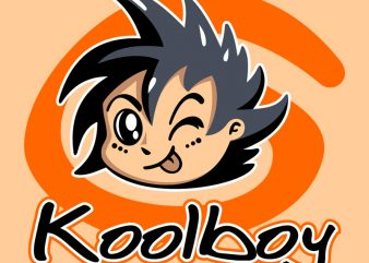 KOOLBOY buy t shirt design for commercial use