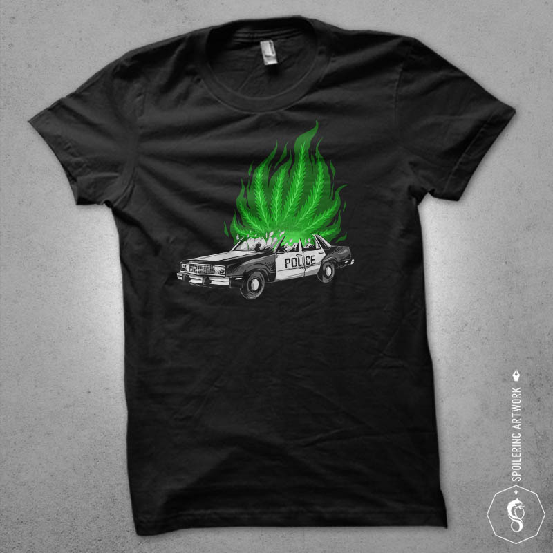 green revolt Graphic t-shirt design vector shirt designs