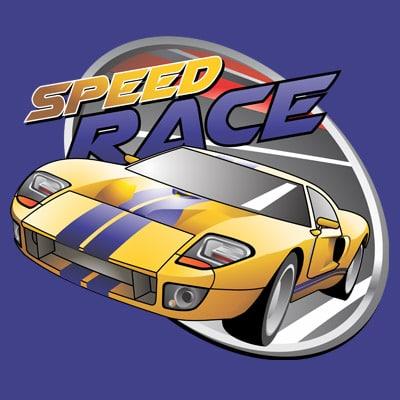 SPEED RACE buy t shirt design artwork