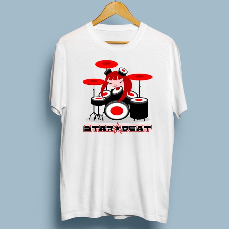 STARBEAT t shirt designs for teespring