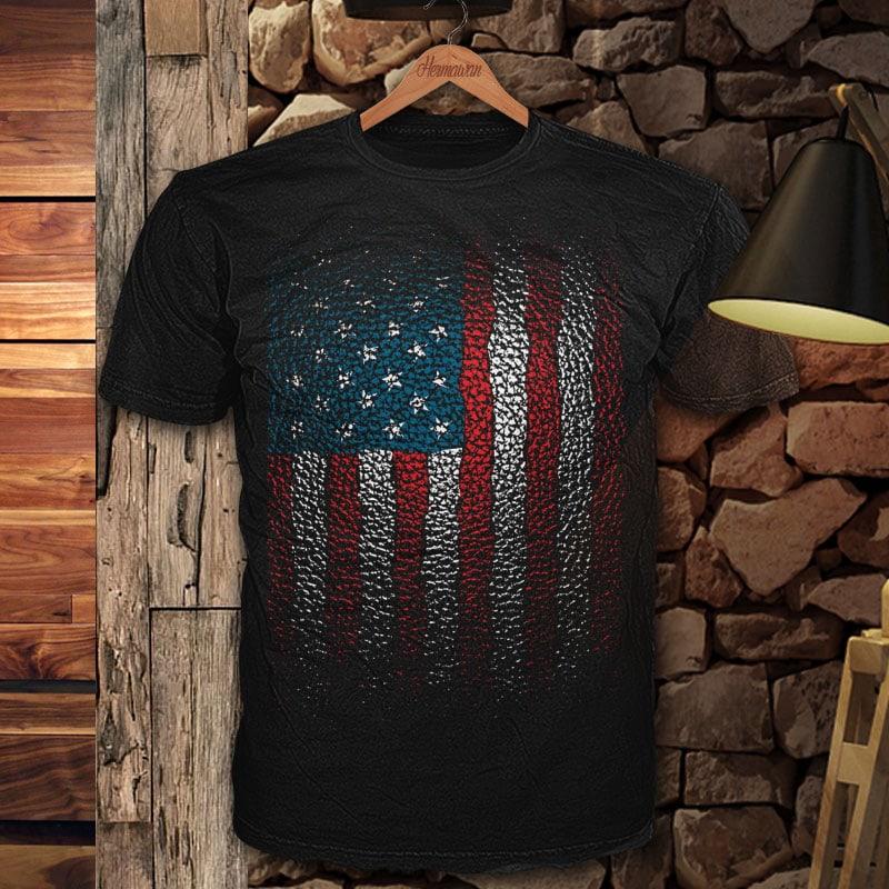 AMERICAN leather tshirt-factory.com