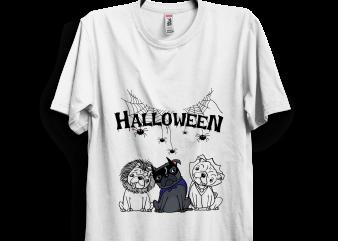 Halloween 109 t shirt design for download